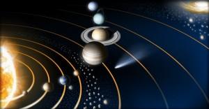 Système solaire 1