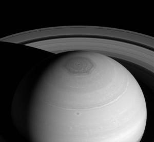 2014 07 08 Saturne par Cassini