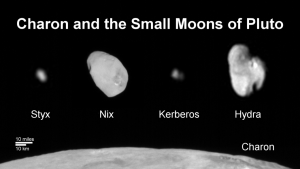 2015 10 22 Charon et les petites lunes de Pluton