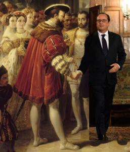 François 1er - François Hollande