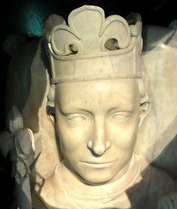 1422-charles-vi-saint-denis_93_basilique_gisant_de_charles_vi_dapres_son_masque_mortuaire